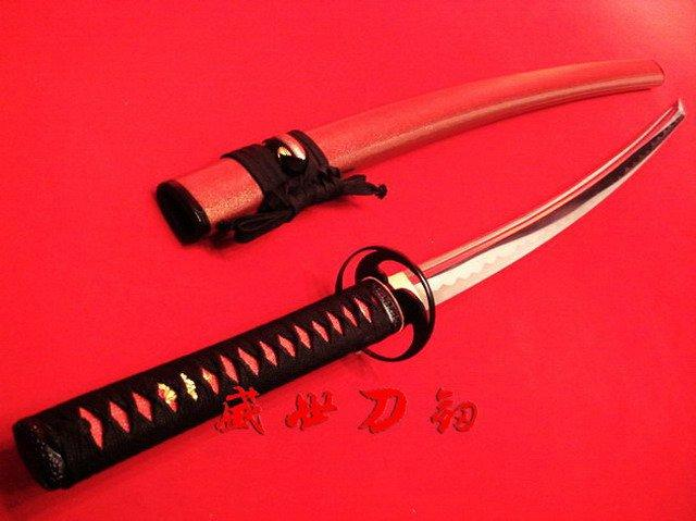 Battle Ready Japanese Samurai Katana Cyclone Tsuba Functional Sword Full Tang