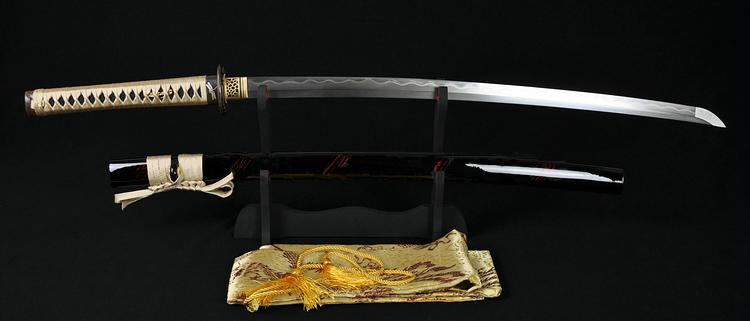 Top Quality Japanese Samurai Sword Katana Kobuse Construction Blade Very Sharp